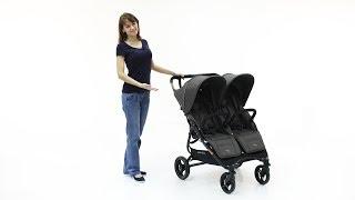 Коляска прогулочная для двойни Valco Baby Snap Duo (Валко Бэби Снап Дуо)