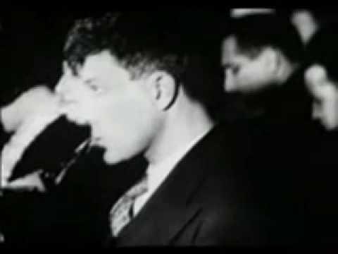 Rare video of Russian poet Boris Pasternak / Борис Пастернак