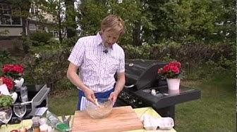 Sitruunaiset lohipihvit ja kesän jäätelömaljat