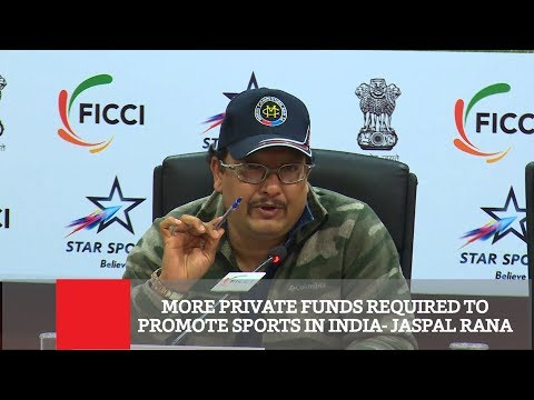 More Private Funds Required To Promote Sports In India  Jaspal Rana