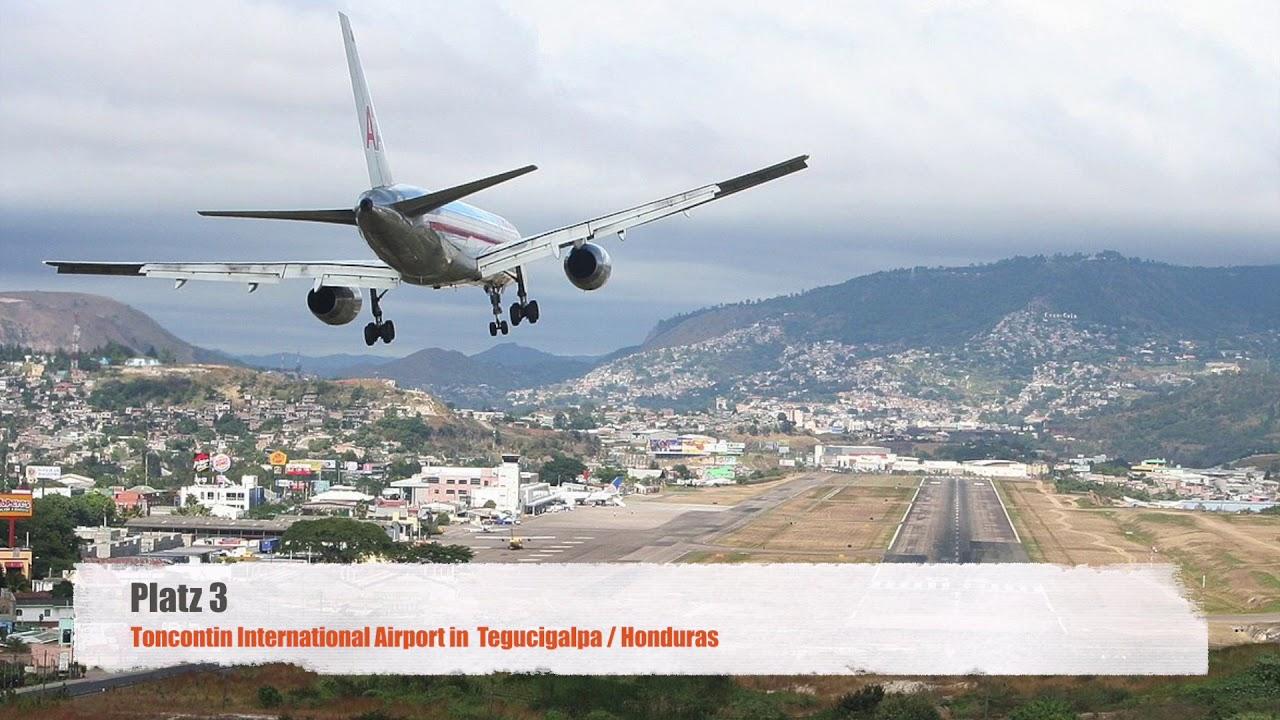 Die Gefährlichsten Flughäfen Der Welt