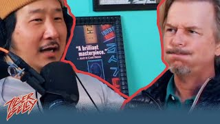 Bobby Lee and David Spade Explain What It Means to Be an Alpha Male