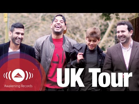 UK Tour May 2015  Harris J, Mesut Kurtis, Saif Adam, Preacher Moss and ZaidAliT #UWS2015