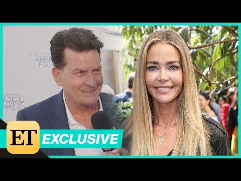 Charlie Sheen On ExWife Denise Richards Joining 'The Real Housewives of Beverly Hills' Exclusiv…
