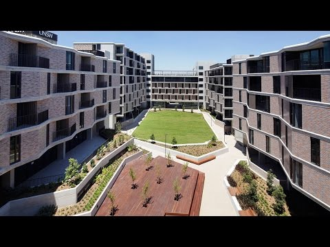 UNSW On Campus Accommodation