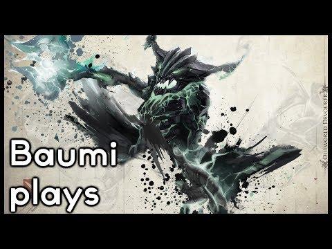 Dota 2 | TALKING ABOUT ALL THE FORBIDDEN TOPICS!! | Baumi plays Outworld Devourer