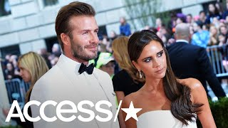 David Beckham Admits Long-Term Marriage With Wife Victoria Is 'Always Hard Work' | Access