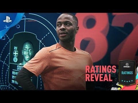 FIFA 20 - Player Ratings The Bunker ft. Sterling, Kaká, João Félix   PS4