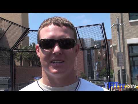 Nick Hundley - Quick Tips - Getting Over a Strikeout
