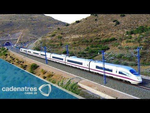 Publican pre-bases para licitación de tren México-Querétaro