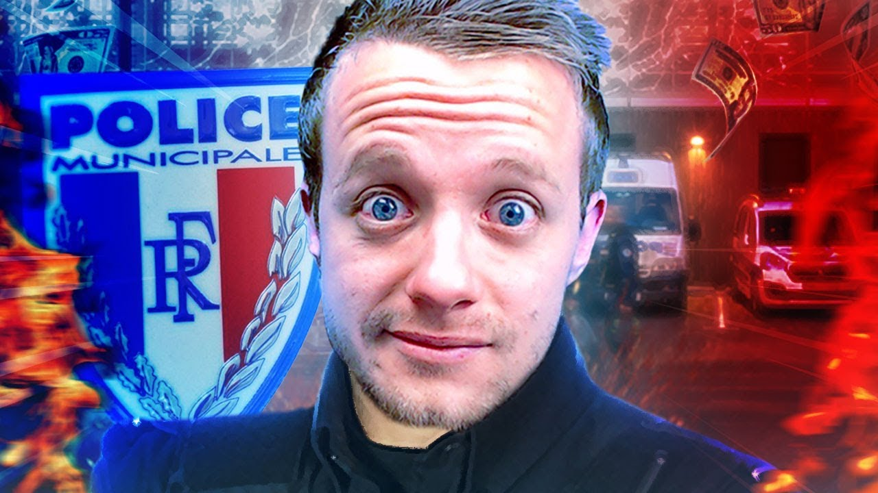 Des Policiers Insultes Garry S Mod Dark Rp Youtube