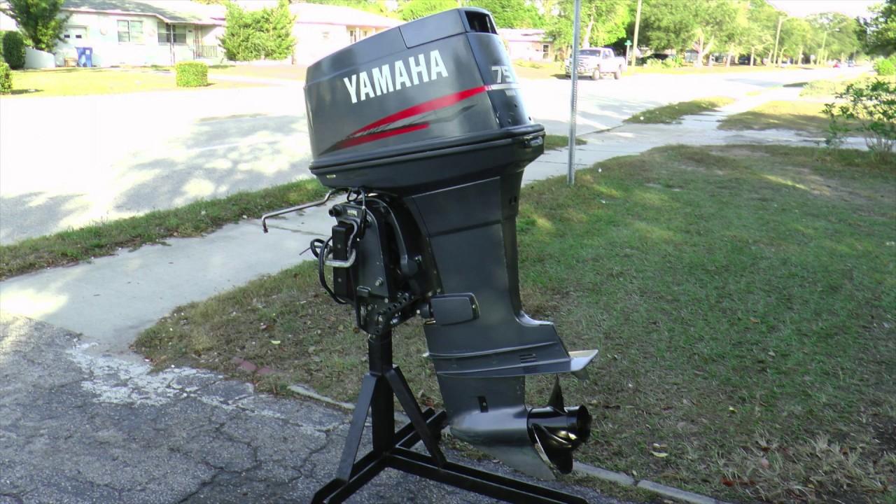 Yamaha Enduro Outboard  Hp