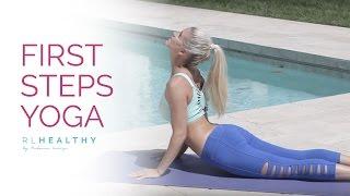 First Steps Yoga | Rebecca Louise
