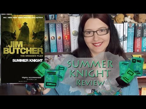 Summer Knight (review) by Jim Butcher