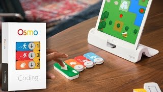 "Osmo Coding - New ""Lego of Programming"""