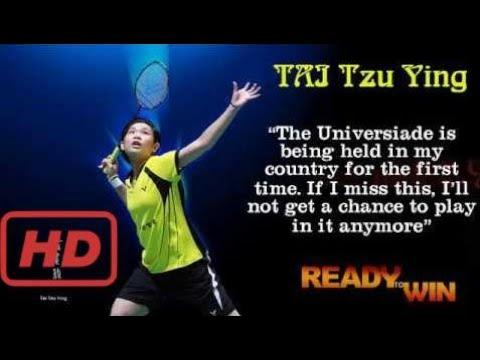 Love badminton |  TAI Tzu Ying skips World Championships - Women's singles seeding Report BWC 2017