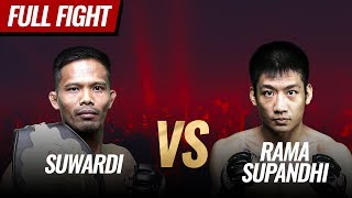 [HD] Suwardi vs Rama Supandhi || One Pride MMA FN #36