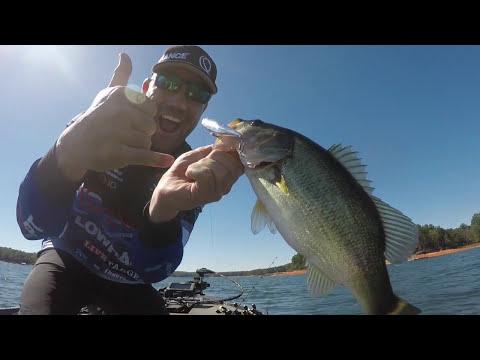 Vlog #9 BASS Nation  Championship Lake Hartwell 2017