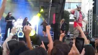 Live The Voice Of Summer Tour- Стара Загора Krisko 2013