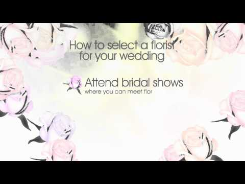 How To Choose A Florist For Your Wedding | Watanabe Floral - Honolulu, Hawaii Florist Flower Shop