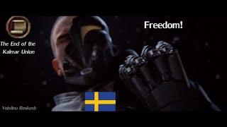 EU4 - Кальмарская уния. Швеция, Норвегия, Дания. Трейлер [EU4 Memes]