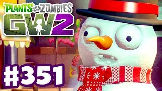 Snowman Returns! New Rux Abilities! - Plants vs. Zombies: Garden Warfare 2 - Gameplay Part 351 (PC)