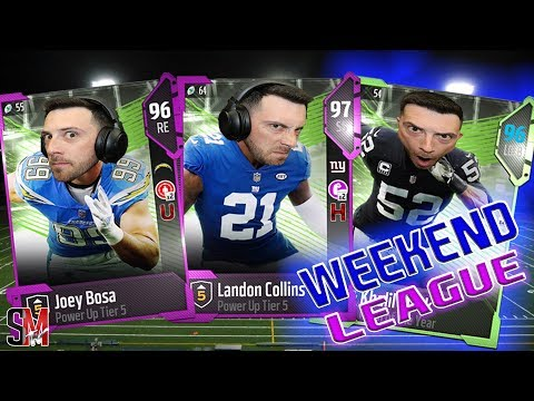 Powered Up for Weekend League - Madden NFL 18 Gameplay