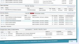Salesforce for Nonprofits: Organization CRM