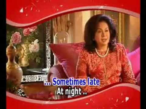 Rosmah Mansor Nyanyi Lagu Boyzone