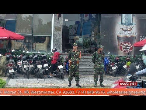 APEC 2017: An ninh siết chặt trước ngày Tổng thống Trump đến Đà Nẵng