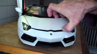Lambo Aventador Cabrio POCHER 1/8