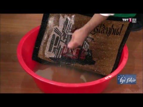Paspas nasıl temizlenir