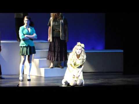 Heathers The Musical- Katie Johantgen As Heather McNamara