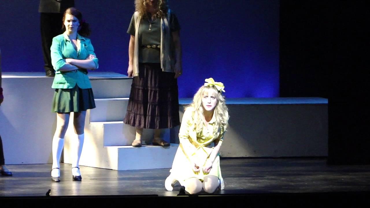 Heathers the Musical- Katie Johantgen as Heather McNamara ...