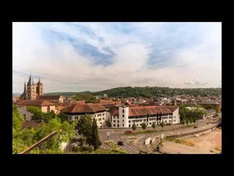 Zeitraffer Shorties: Esslinger Kirchen 01 [HD]
