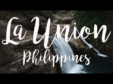 Guide to La Union Travel (ft. Tangadan Falls, San Gabriel, LU)