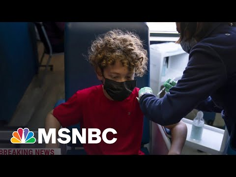 CDC Director Urging Children Ages 12-15 To Get Vaccinated