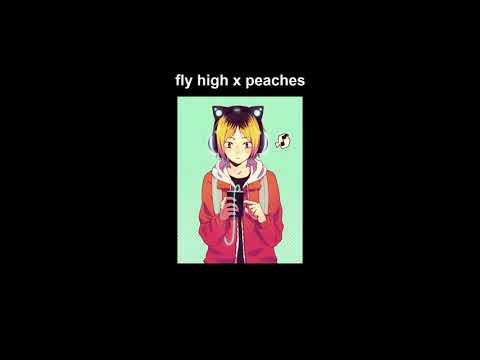 Haikyuu Mashup: Fly High x Peaches (Burnout Syndromes, Justin Bieber, Daniel Caesar, Giveon)