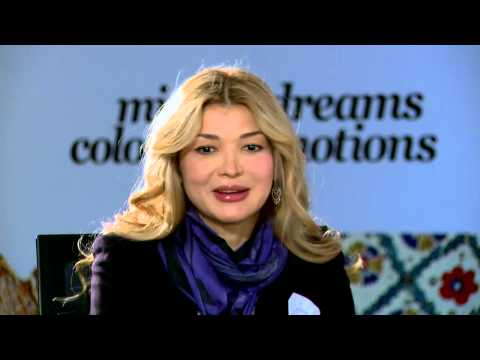 Pete Allman  Exclusive Interview with Gulnara Karimova