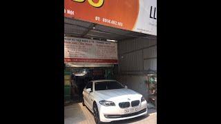 Cửa Hít ô Tô BMW 520i | Review Quá Trình Lắp Cửa Hít Điện Cao Cấp Suction Door Hàng Đầu Hiện Nay  ✅
