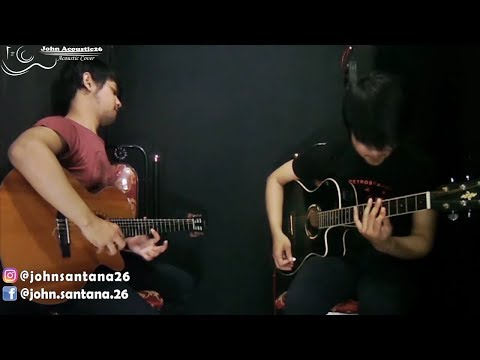 ETA TERANGKANLAH - Instrumental Acoustic Cover [No Vocal] By John Acoustic26