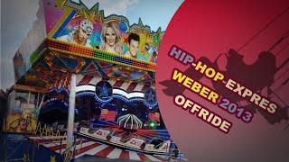Hip Hop Express Weber auf dem Frühlingsmarkt 2013 in Walsrode Offride Bei Tag