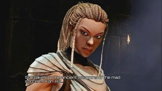 Killer Instinct (2013) Season 2: Maya - Story Mode