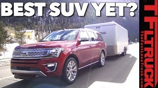 New 2018 Ford Expedition takes on the World's Toughest Towing Test!