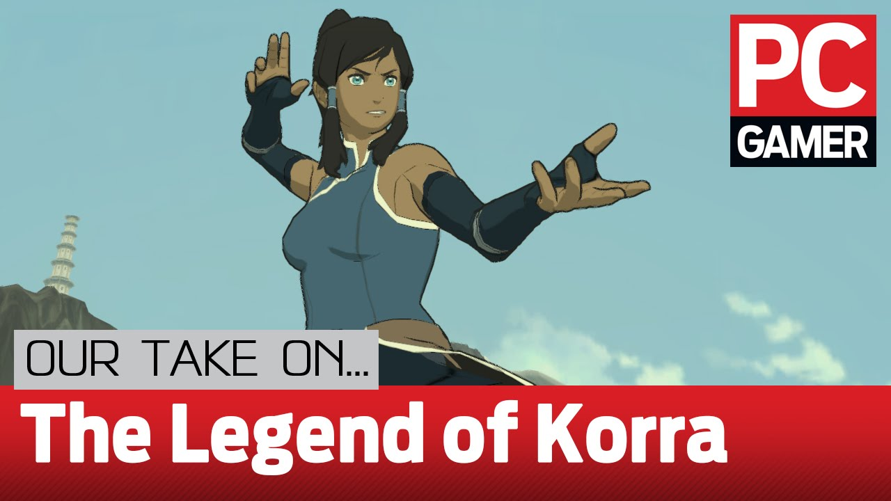 The Legend of Korra gameplay — first impressions