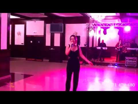 DorianOrchestra 2018 │ CRINA - solista cover │Trupa Cover Band │Formatie Nunta Bucuresti