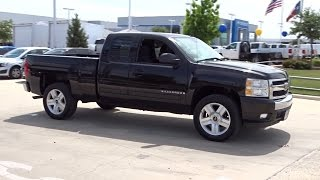 2008 Chevrolet Silverado 1500 San Antonio, Houston, Austin, Dallas, Universal City, TX C60997A