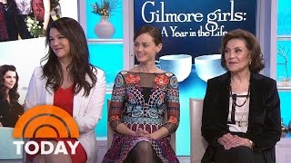 Lauren Graham: Edward Herrmann's Death Left A Void On 'Gilmore Girls' Set | TODAY