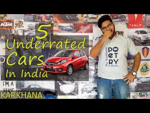 5 Underrated Cars In India