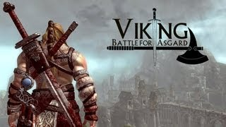 viking: Battle for Asgard Gameplay  PC HD